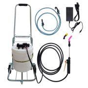 Lavadora Elétrica 12 Litros 100 PSI Com Carrinho