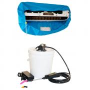 Lavadora Elétrica 12L 80PSI + Bolsa Coletora até 18000 BTUS