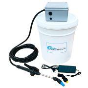 Lavadora Elétrica 18 Litros 100 PSI Com Caixa Proteção