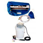 Lavadora Elétrica 18L 80PSI Caixa Proteção + Bolsa Coletora até 12000 BTUS