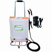 Lavadora Elétrica 20 Litros 100 PSI Com Carrinho