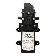 Motor Bomba Diafragma 12V 100 PSI LDC