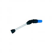 Tubo da Lança 13 cm + Bico Cônico Regulável Azul