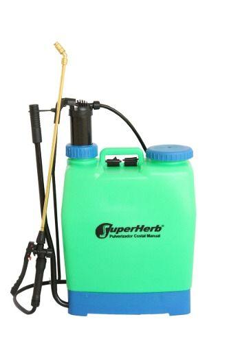 Pulverizador Costal Manual 20 L C/ Lança Metal + Brinde