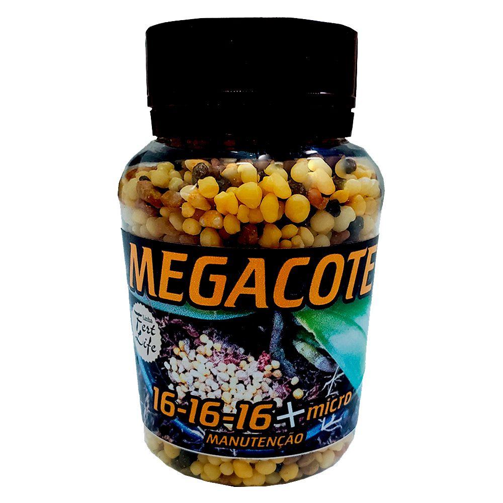 Adubo Megacote 16-16-16 100g