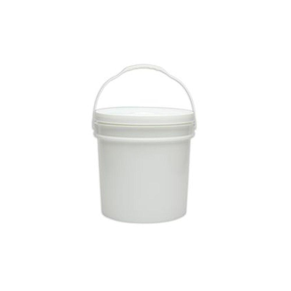 Balde de Plástico com Tampa 5 Litros