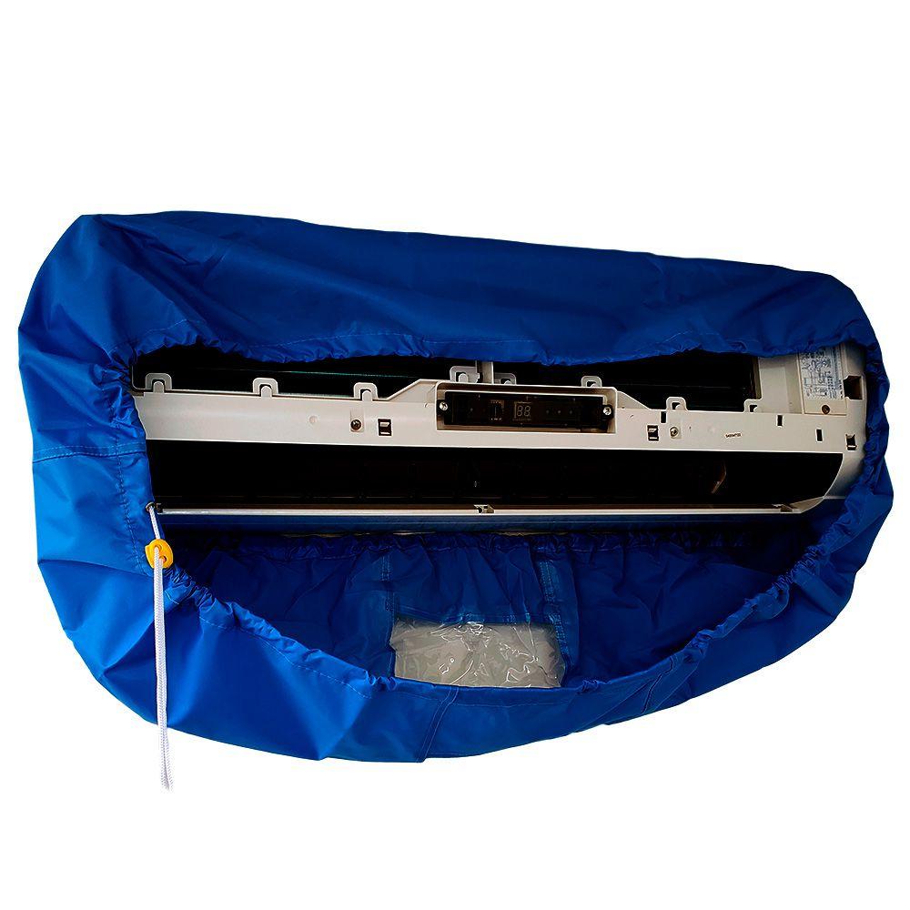Bolsa Coletora Para Limpeza De Ar Condicionado de 18000 a 36000 BTUS