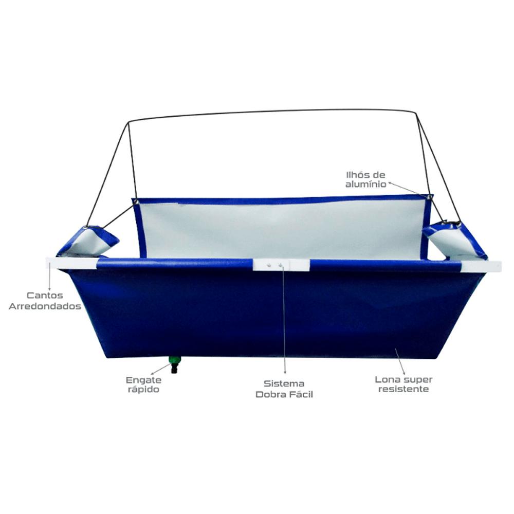 Coletor Com Bolsa P/ Limpeza De Ar Condicionado Split Hi-Wall Até 24K