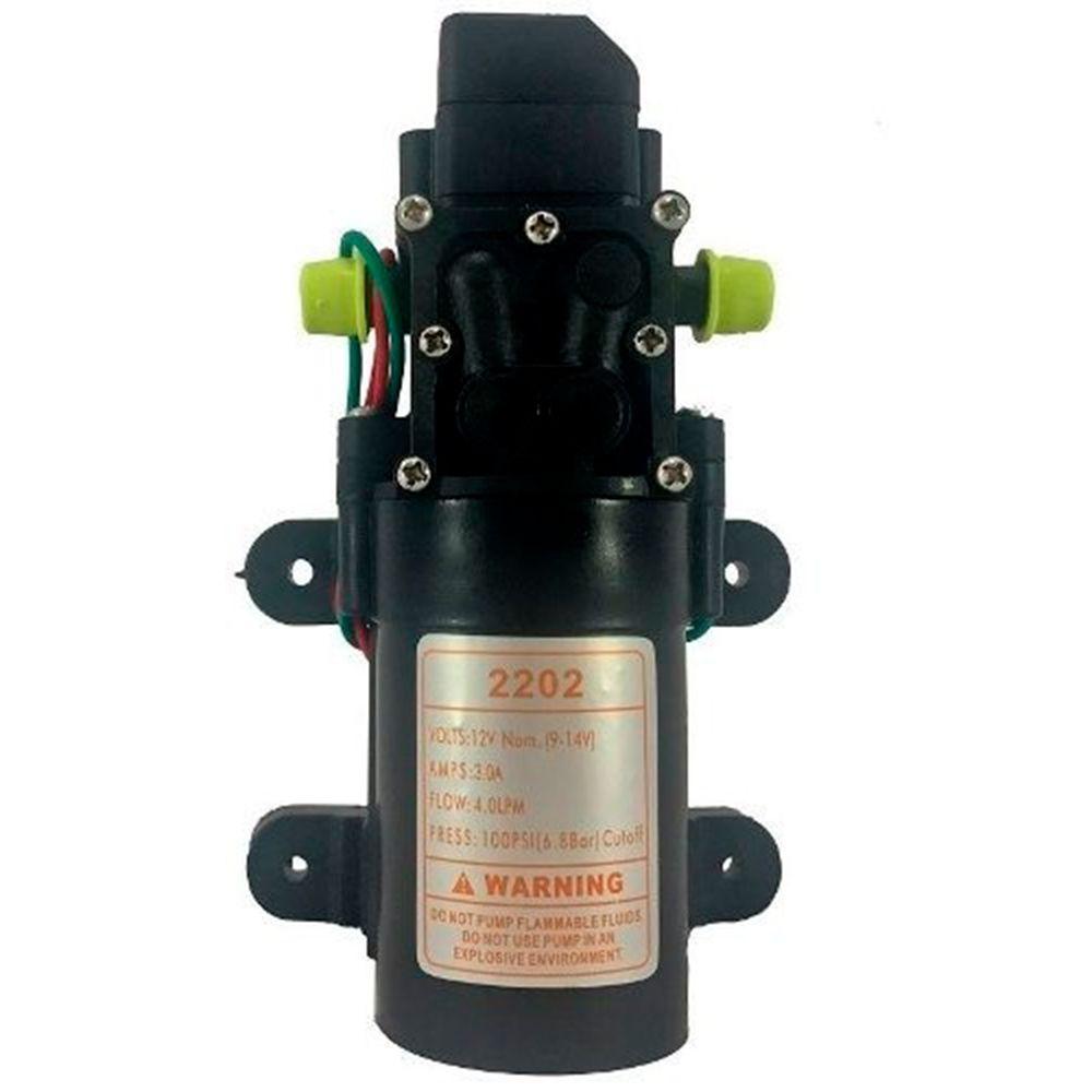 Bomba Diafragma 100 PSI 12V
