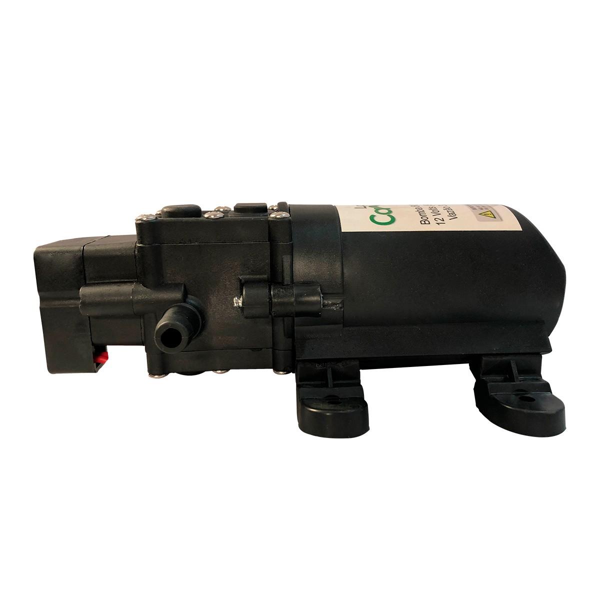 Motor Bomba Diafragma 80 PSI