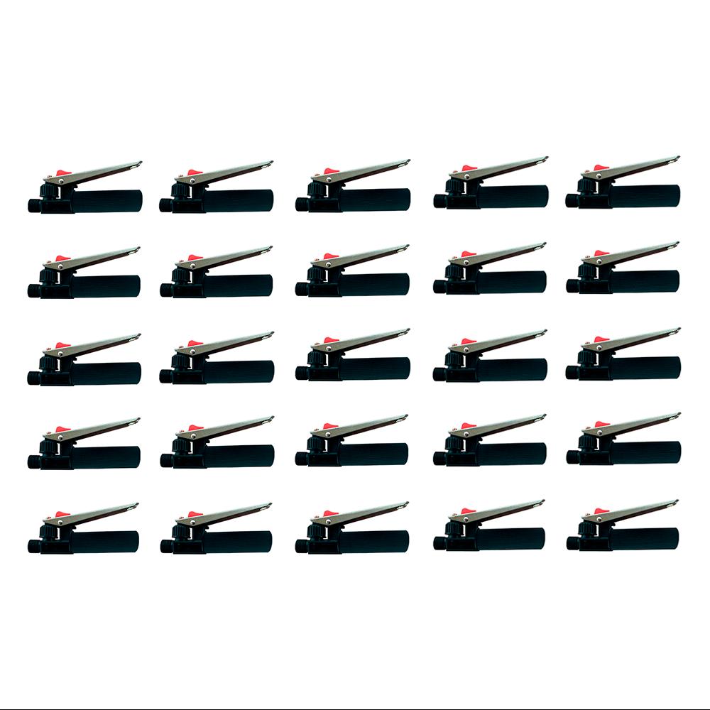 Kit 25 Gatilhos Registro Completo