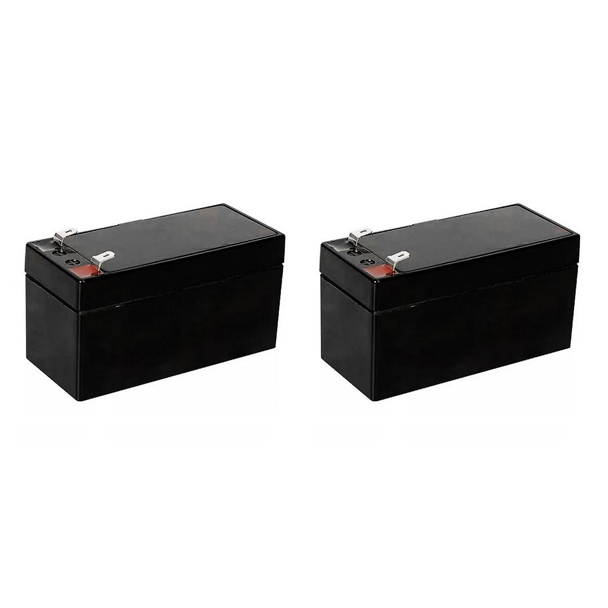 Kit 2 Unidades Bateria - 5/8/10L