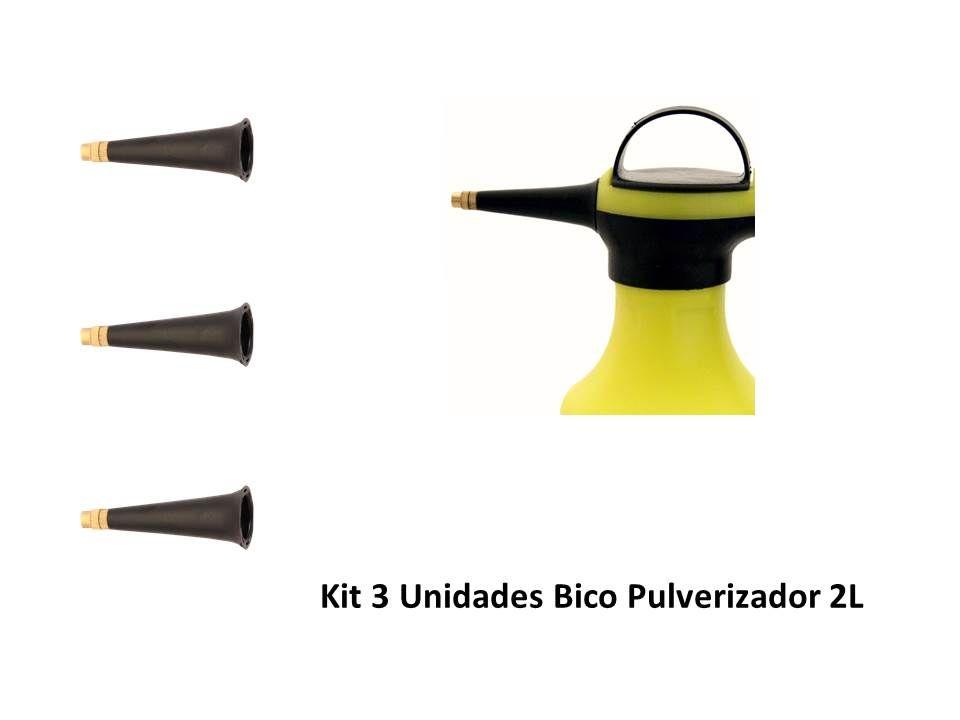 Kit 3 Bicos - 2L SuperAgri