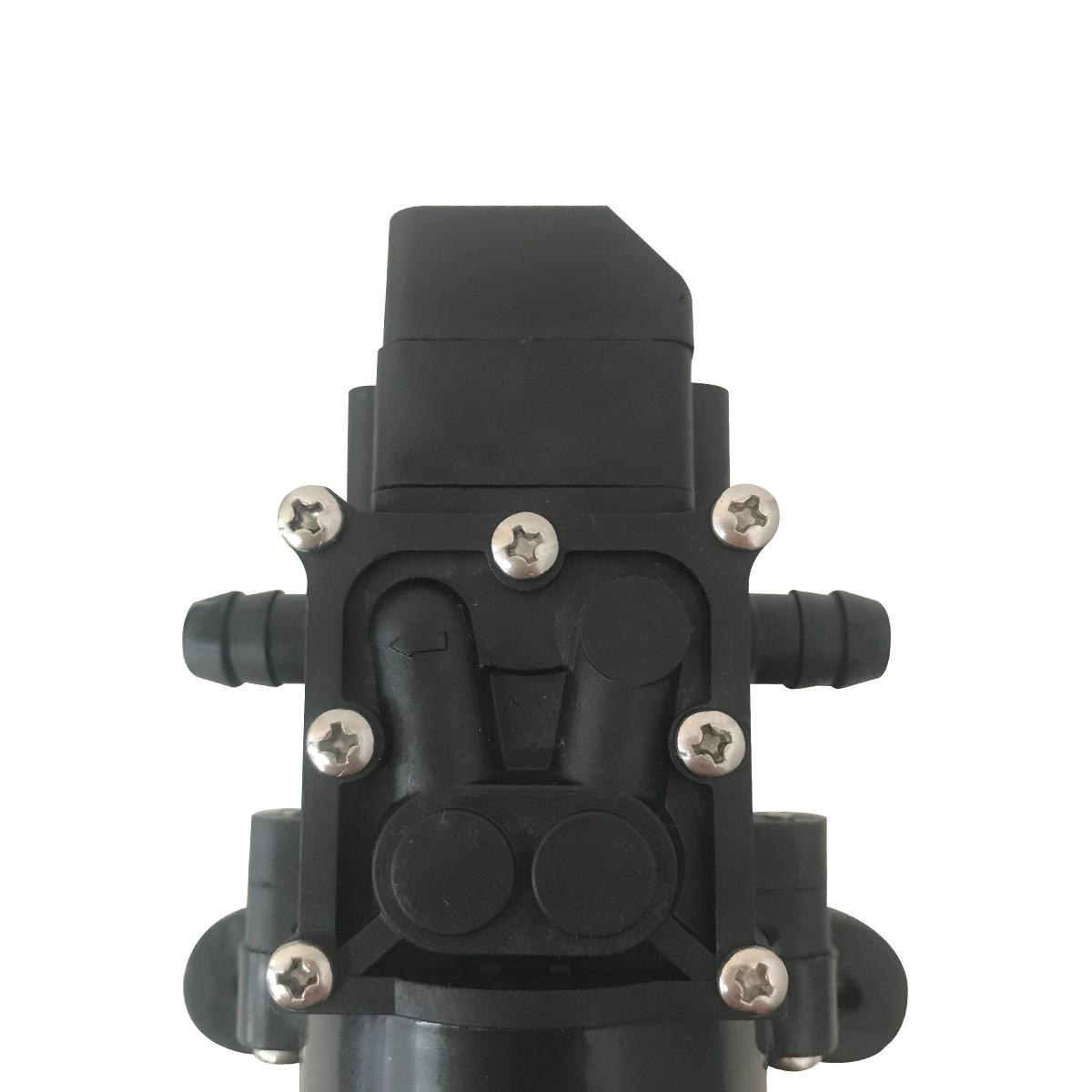 Kit Bomba Diafragma 12v 100psi e Filtro De Sucção
