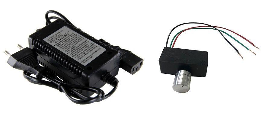 Kit Carregador e Controle de Pressão 20/25L
