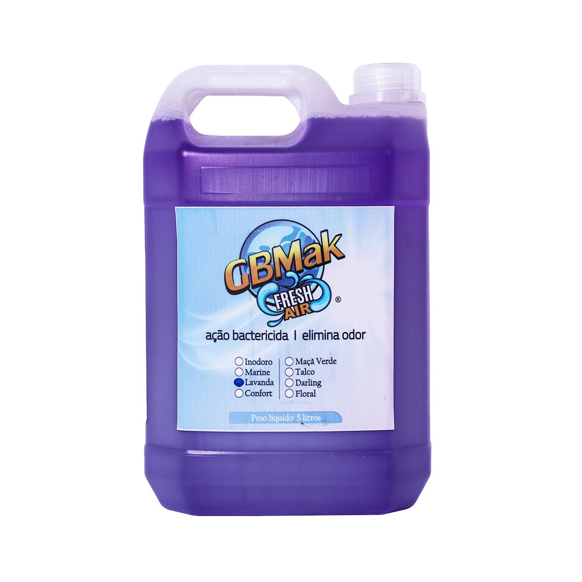 Kit De Limpeza 1 Pulverizador 1,5 Litros + 1 Bactericida 5 Litros