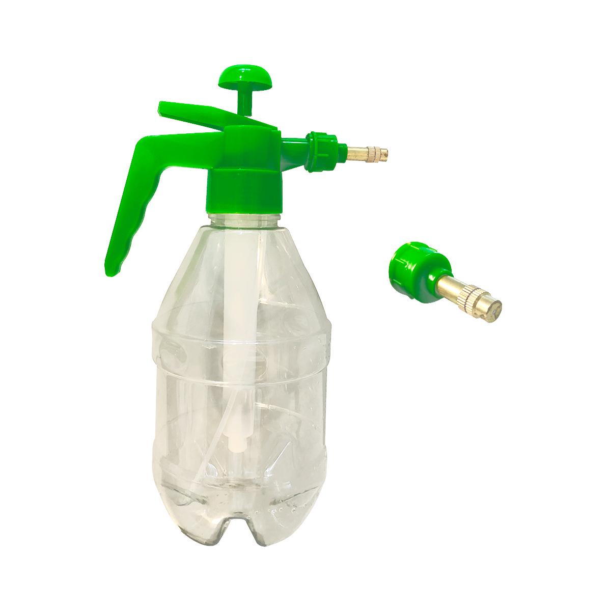 Kit De Limpeza 1 Pulverizador 1,5 Litros + 1 Detergente 1 Litros