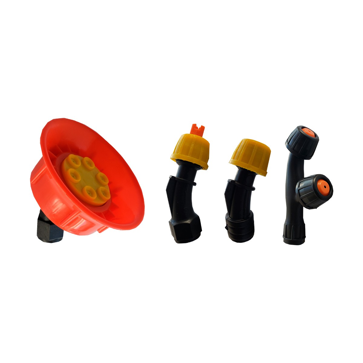 Kit De Reparo De Pulverizador 16 Litros Com todos os Bicos