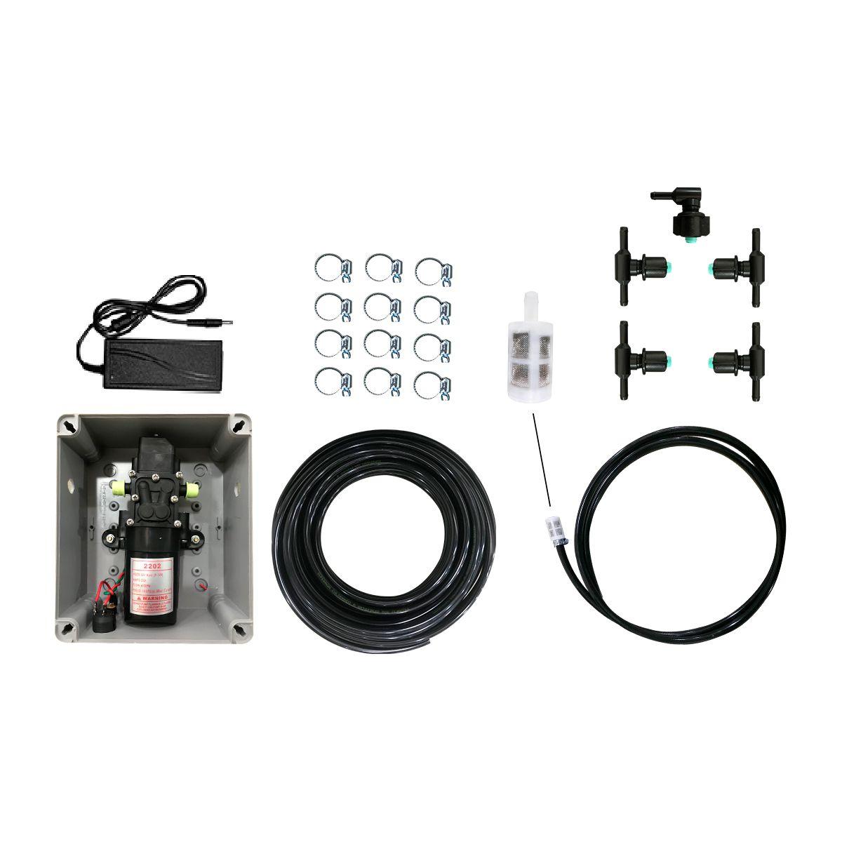 Kit Desinfecção 5 Bicos 100 Litros SuperAgri