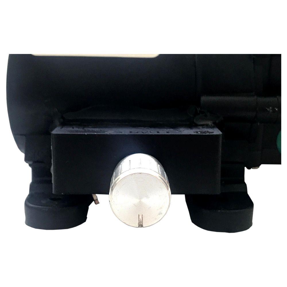 Kit Motor Bomba Diafragma 80 Psi, Fonte e Controle De Pressão