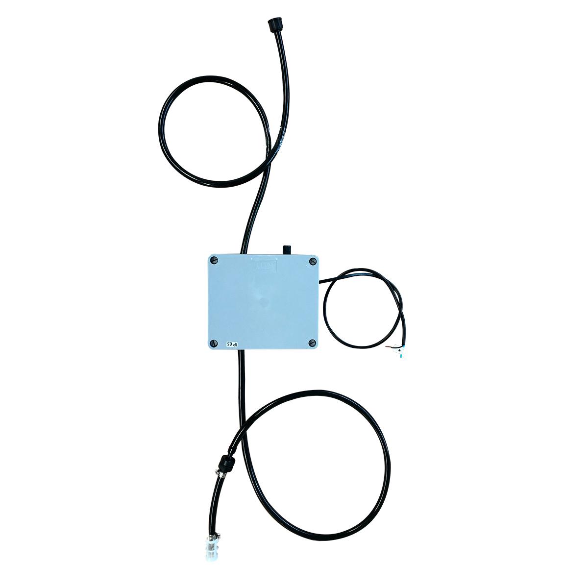 Kit Para Aplicação De Inoculante 2 Bicos Tanque 100 Litros