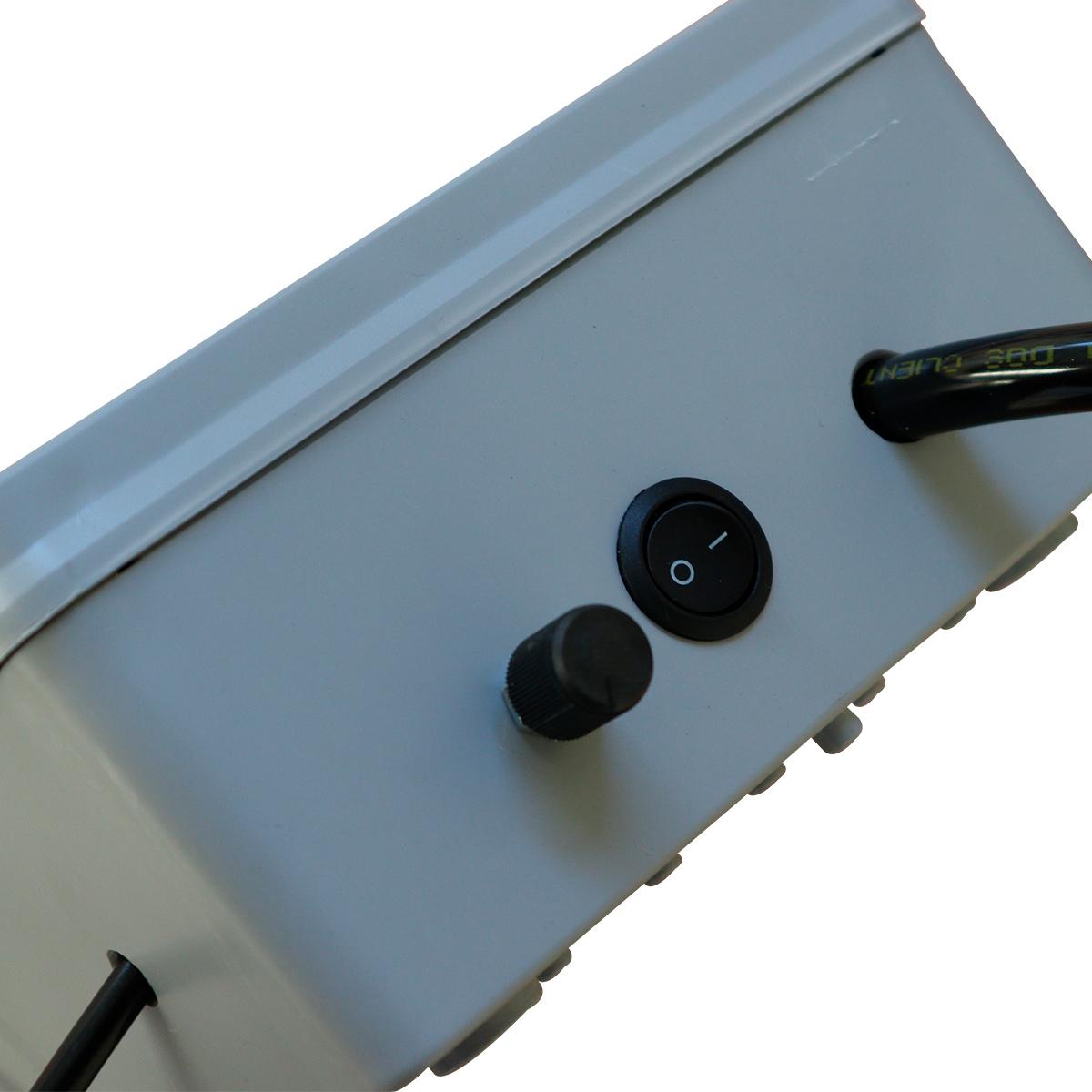 Kit Para Aplicação De Inoculante 4 Bicos Tanque 100 Litros
