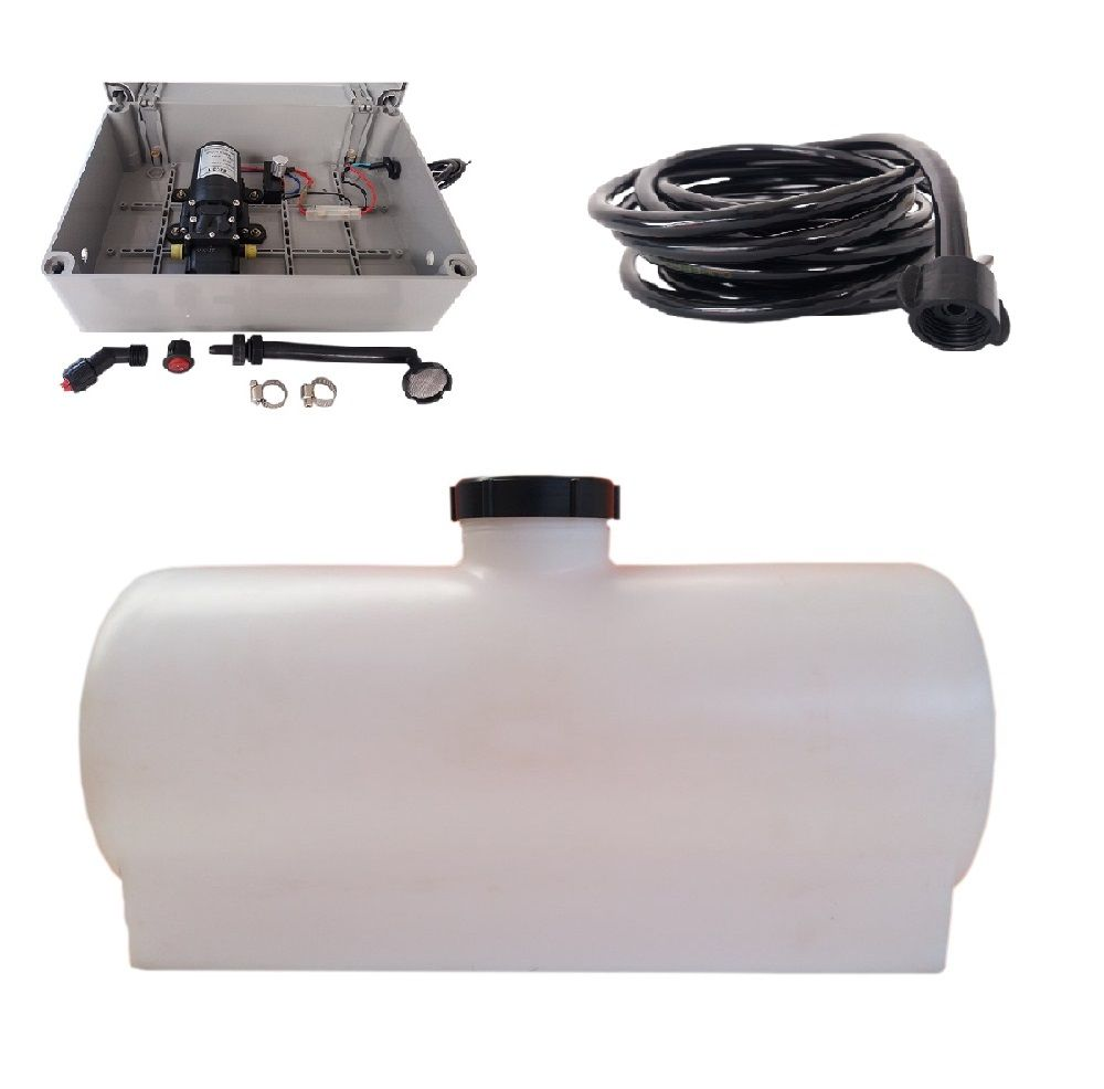 Kit Para Aplicação De Inoculante Tanque 100 Litros