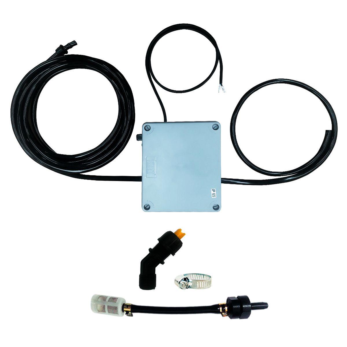 Kit Para Aplicação De Inoculante Tanque 50 Litros