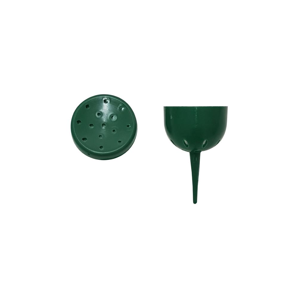 Kit Pulverizador De Pressão Acumulada de 2 Litros + 20 Porta Adubos