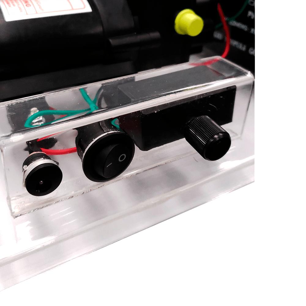 Pulverizador Elétrico Estacionário Com Bateria Recarregável