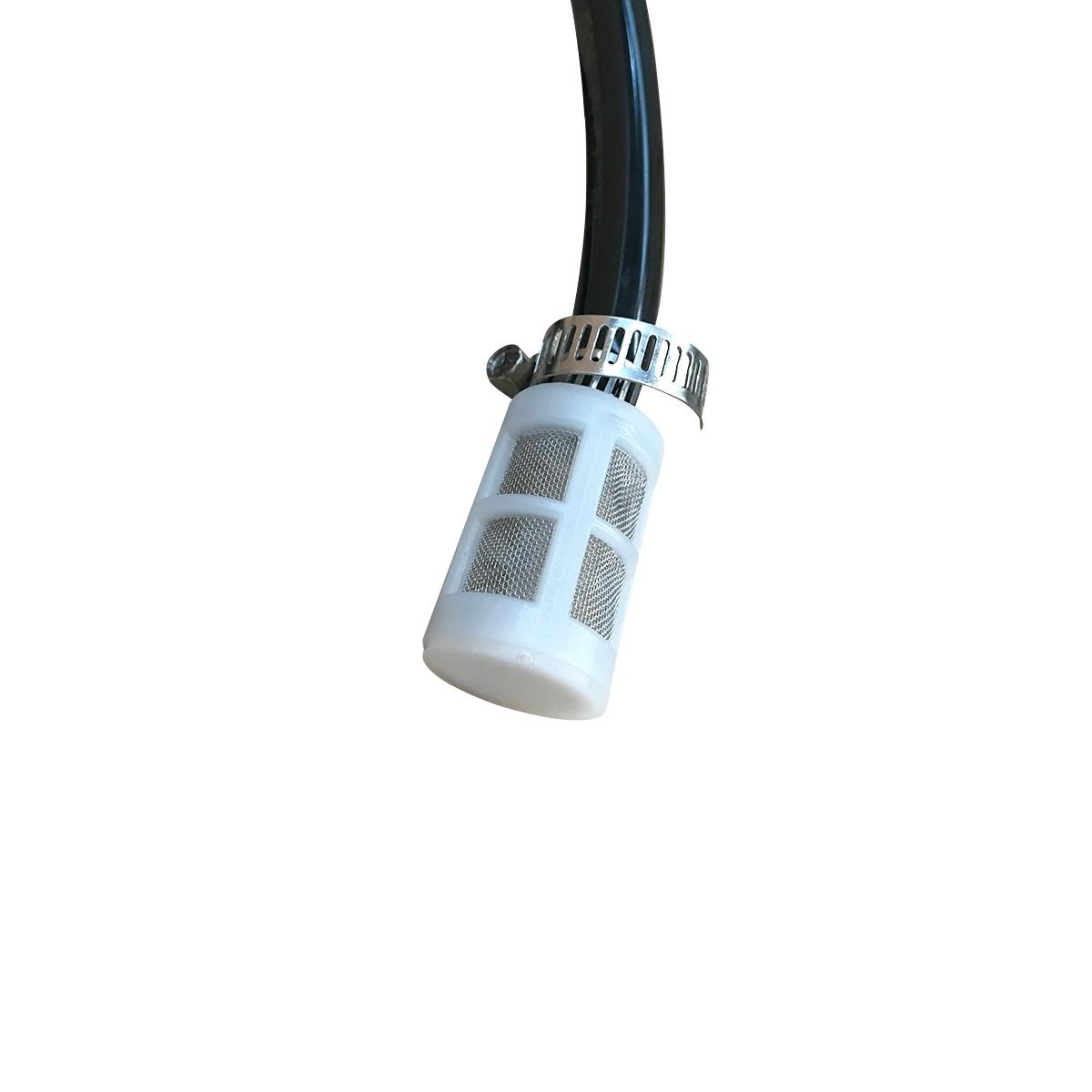 Kit Pulverizador Estacionário 100PSI com Caixa Steck