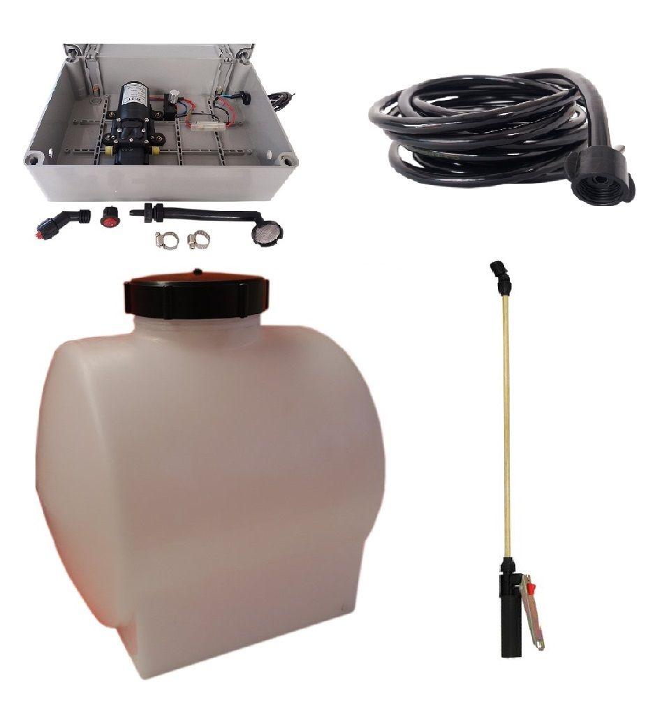 Kit Pulverizador Tanque 50 Litros