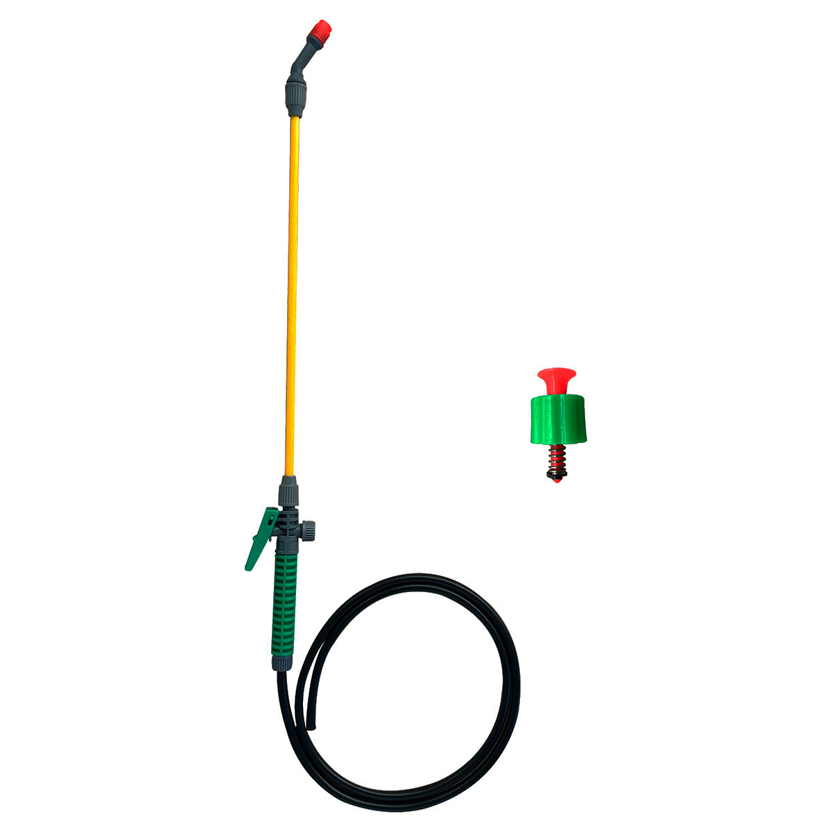 Kit Reparo 5/8 Litros Com Válvula de alívio + Mangueira + Lança Completa