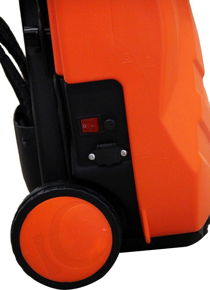 Lavadora Elétrica 16 Litros 80 PSI Com Carrinho