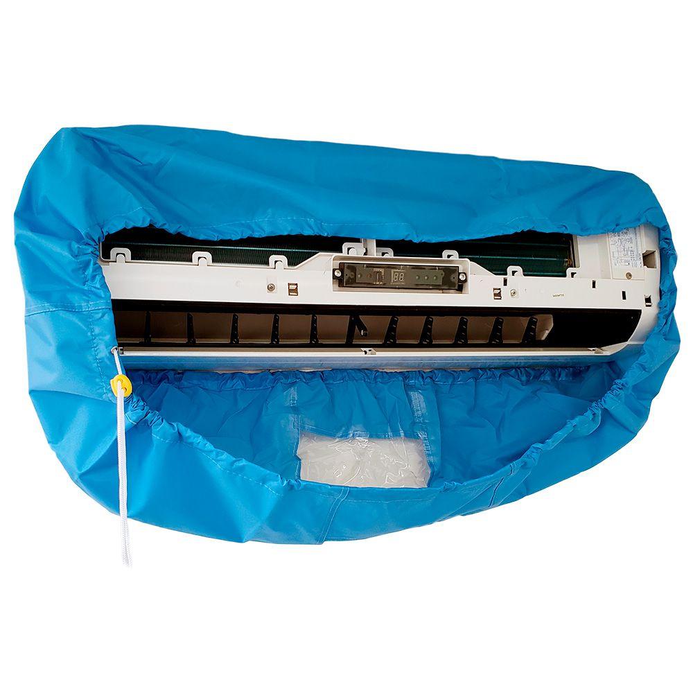 Lavadora Elétrica 18L 100PSI Carrinho + Bolsa Coletora até 18000 + Balde de Plástico com Tampa 18 Litros