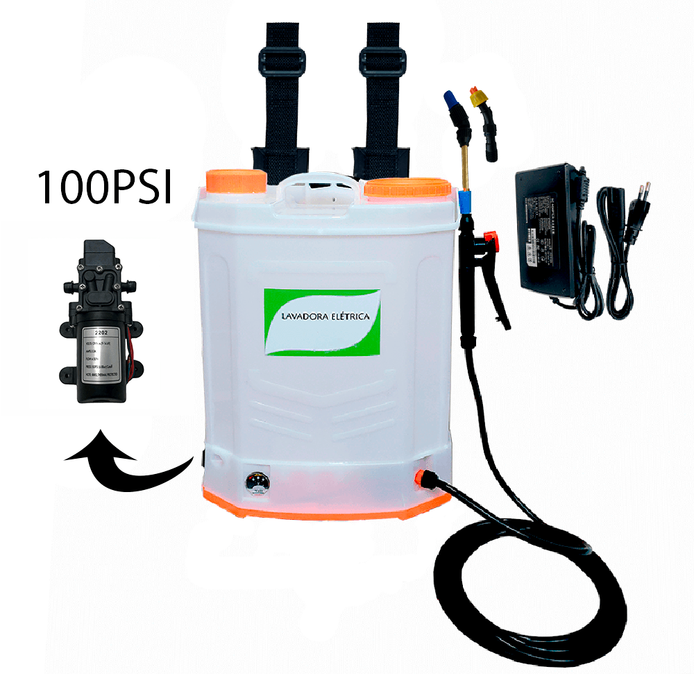 Lavadora Elétrica 20 Litros 100 PSI