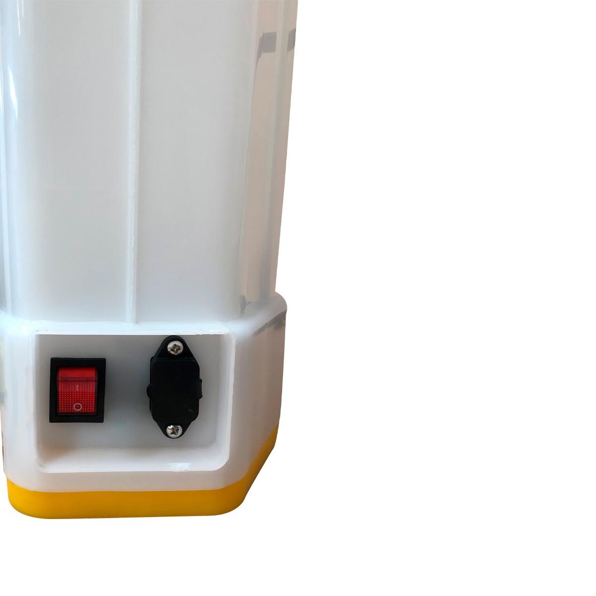 Super Lavadora Multiuso 20 Litros 80psi Superagri SL20L80P Com Carrinho