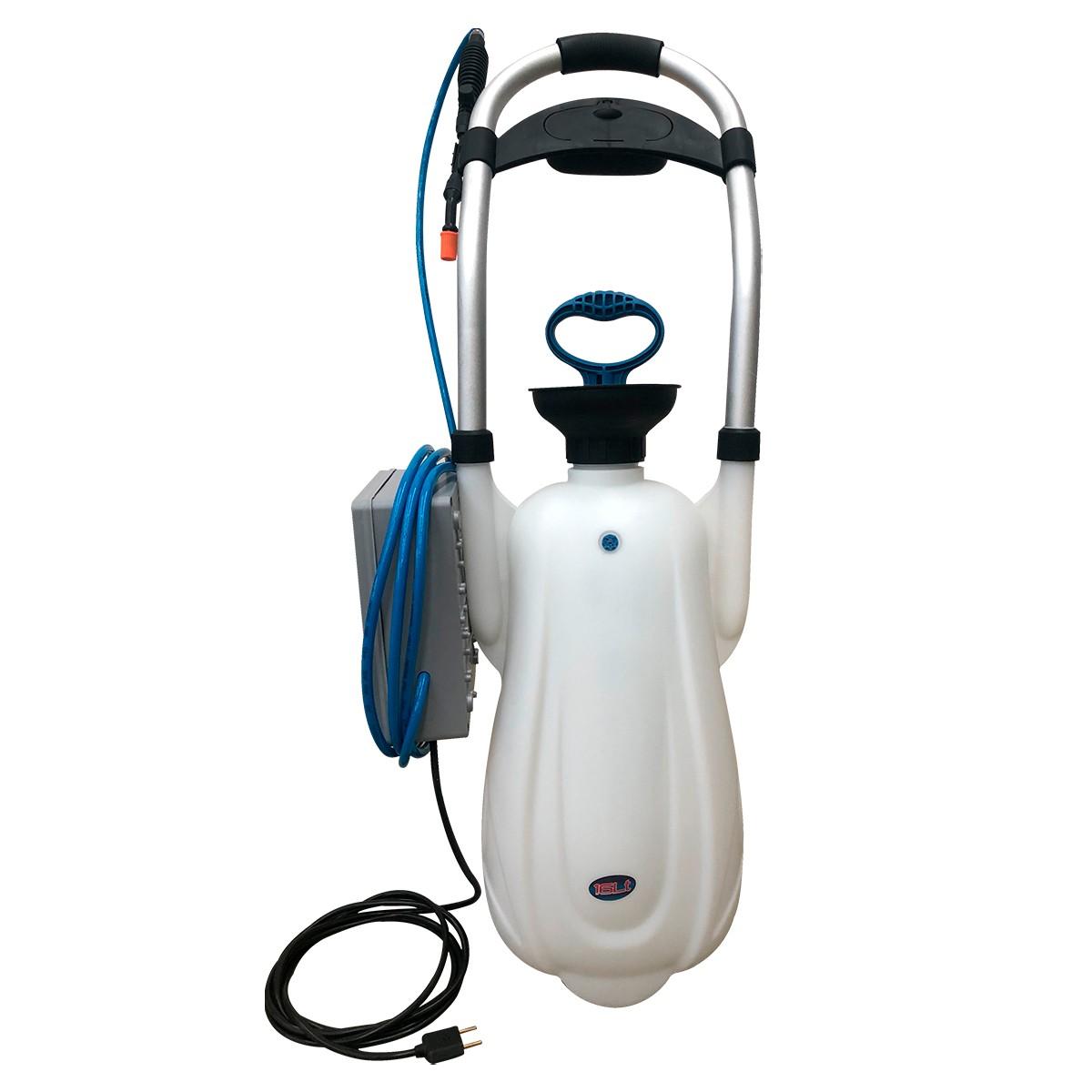 Lavadora Elétrica Carrinho 16 Litros SALE16LC SuperAgri