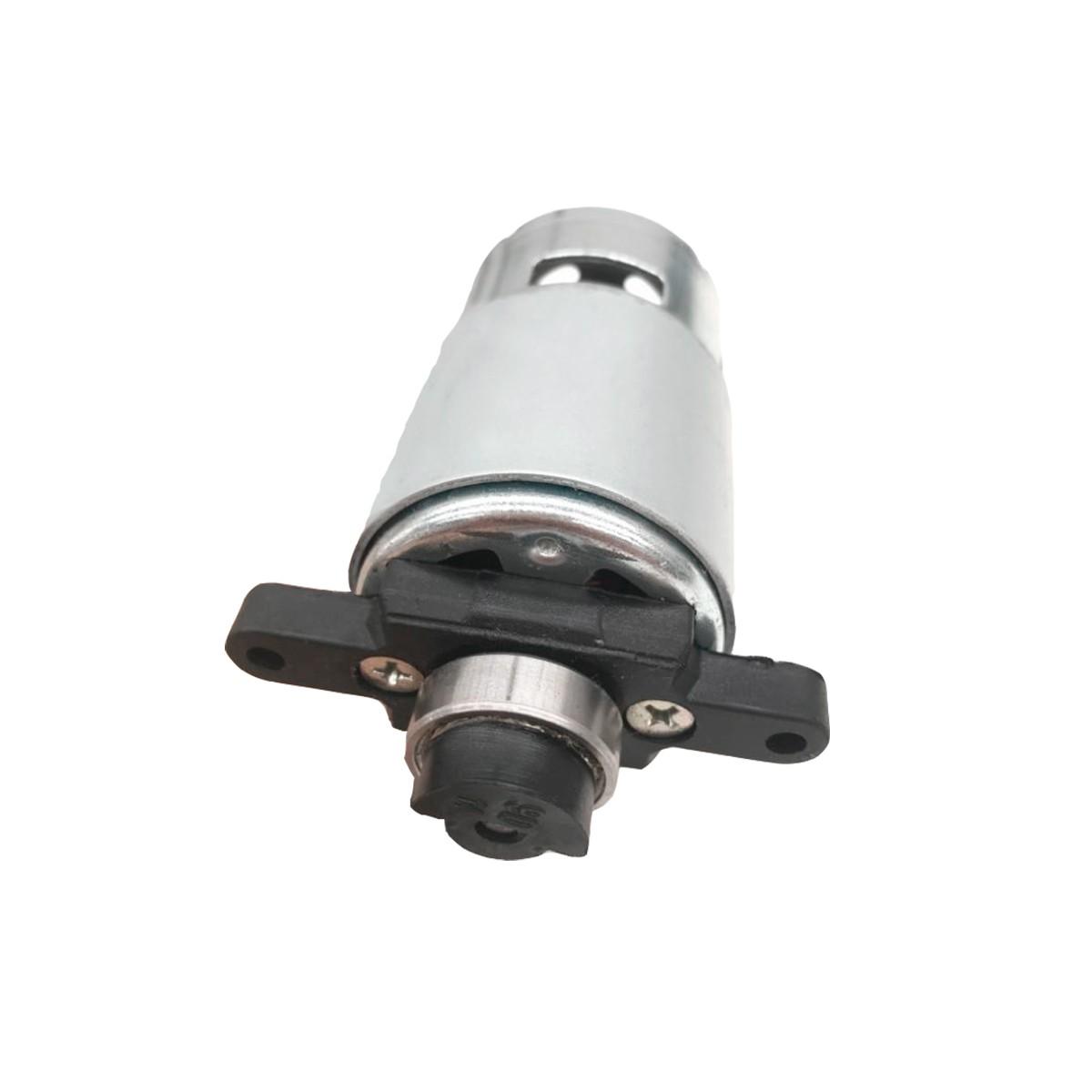 Motor Elétrico 12V Com Rolamento Para Bomba Diafragma