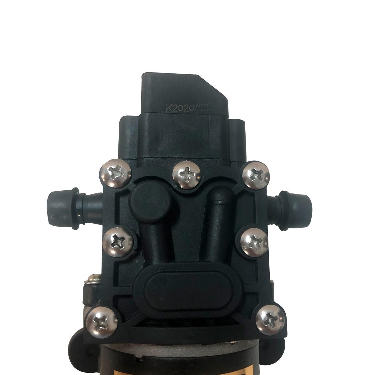 Motor Bomba Diafragma 12V 150 PSI SuperAgri