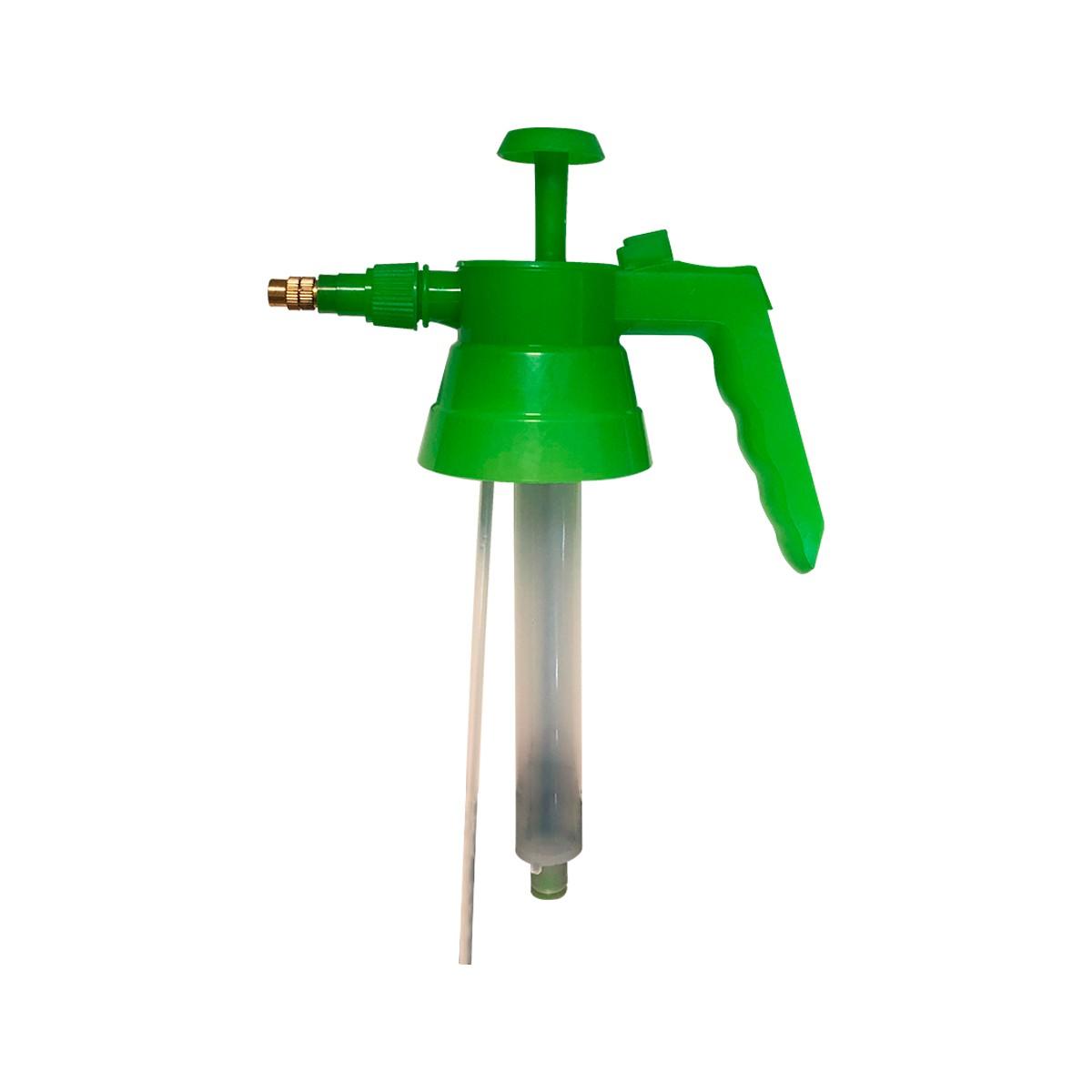 Pressurizador Pulverizador Manual Pressão Acumulada 2 Litros SAPPA2L SuperAgri