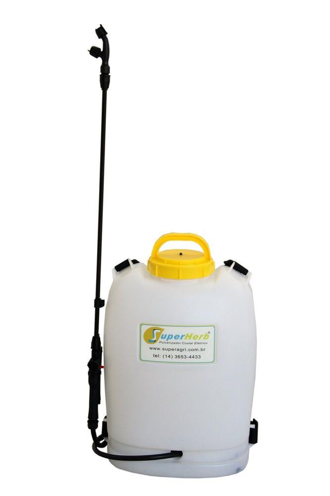 Pulverizador Elétrico 12 litros SuperAgri