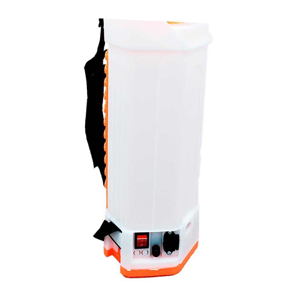 Pulverizador Costal Elétrico 18 a 20 Litros Bateria Recarregável 2 em 1 100 PSI