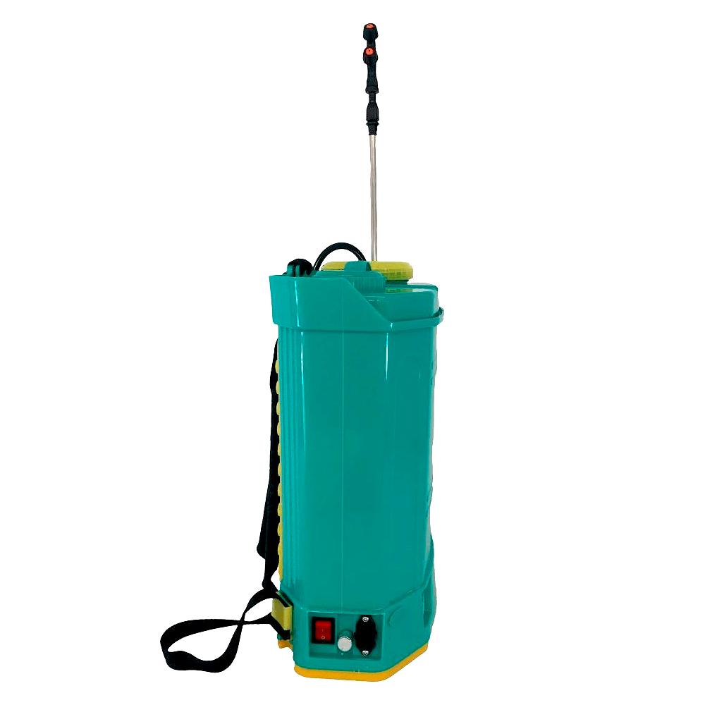 Pulverizador Costal Elétrico Recarregável 18 Litros