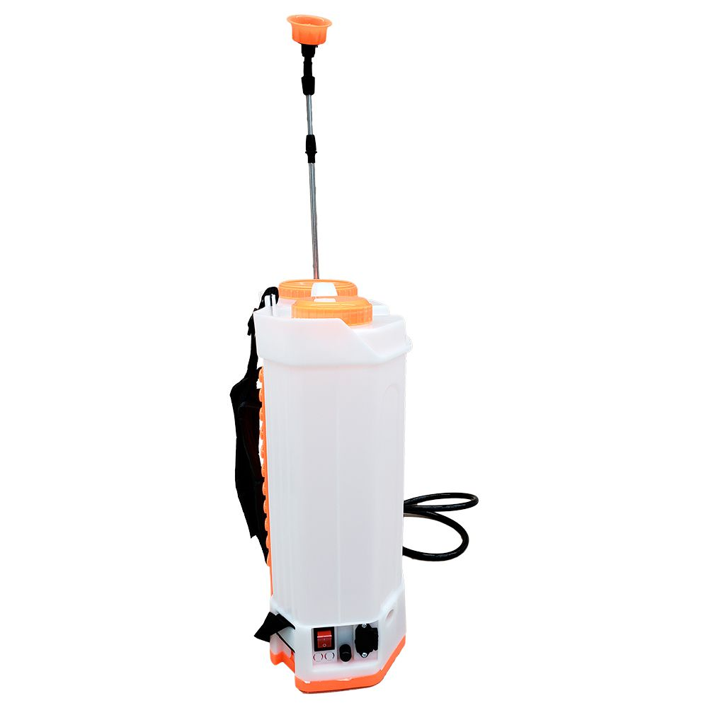 Pulverizador Costal Elétrico 18 a 20 Litros Bateria Recarregável 80 PSI
