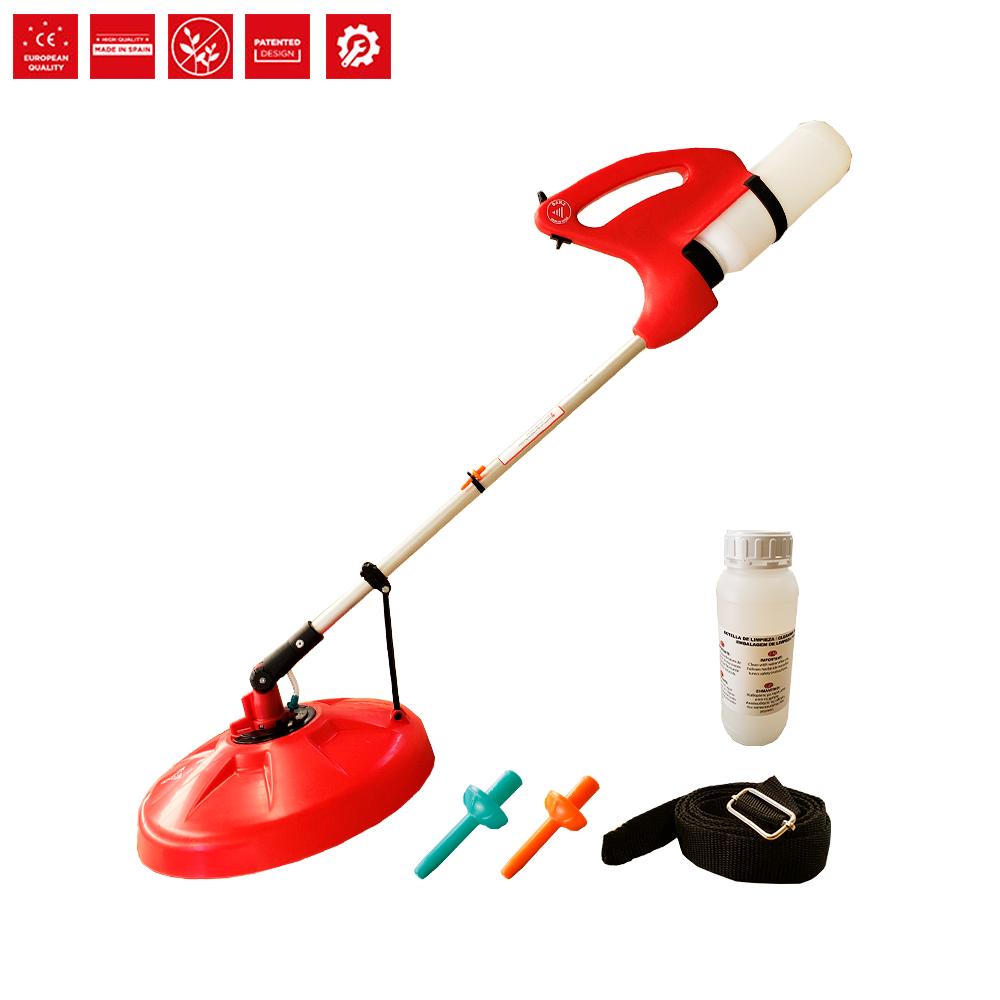 Pulverizador Disco Rotativo Pulmipur Com Campanula