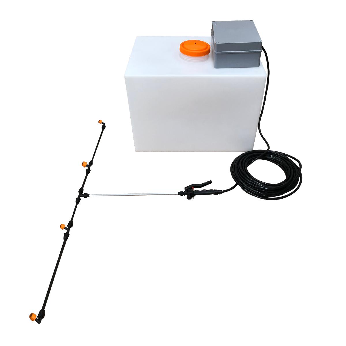 Pulverizador Elétrico 150 Litros Bateria Recarregável SuperAgri SAPE150LBR