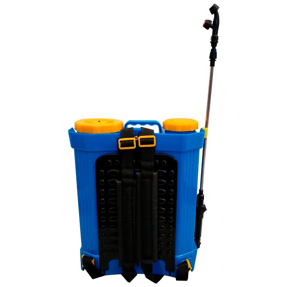 Pulverizador Elétrico 16 litros com Regulador de Pressão SuperAgri