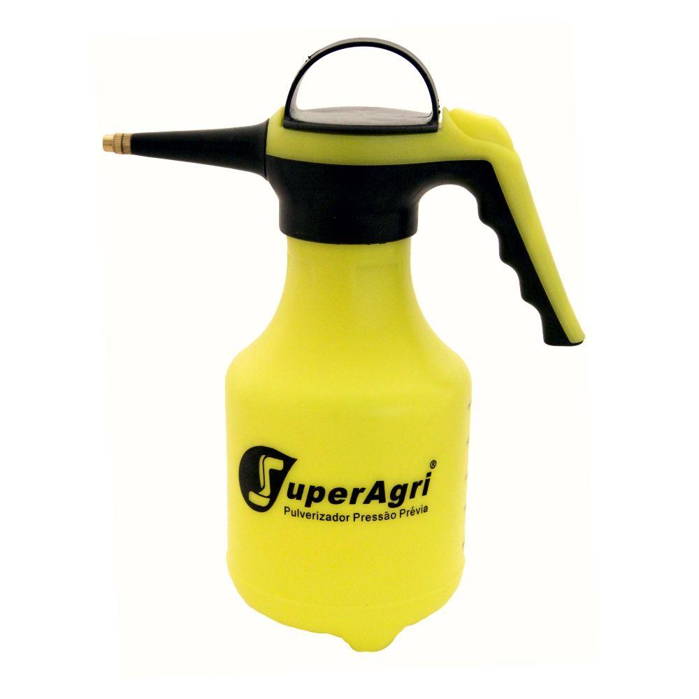 Pulverizador Pressão Acumulada 2 litros SuperAgri