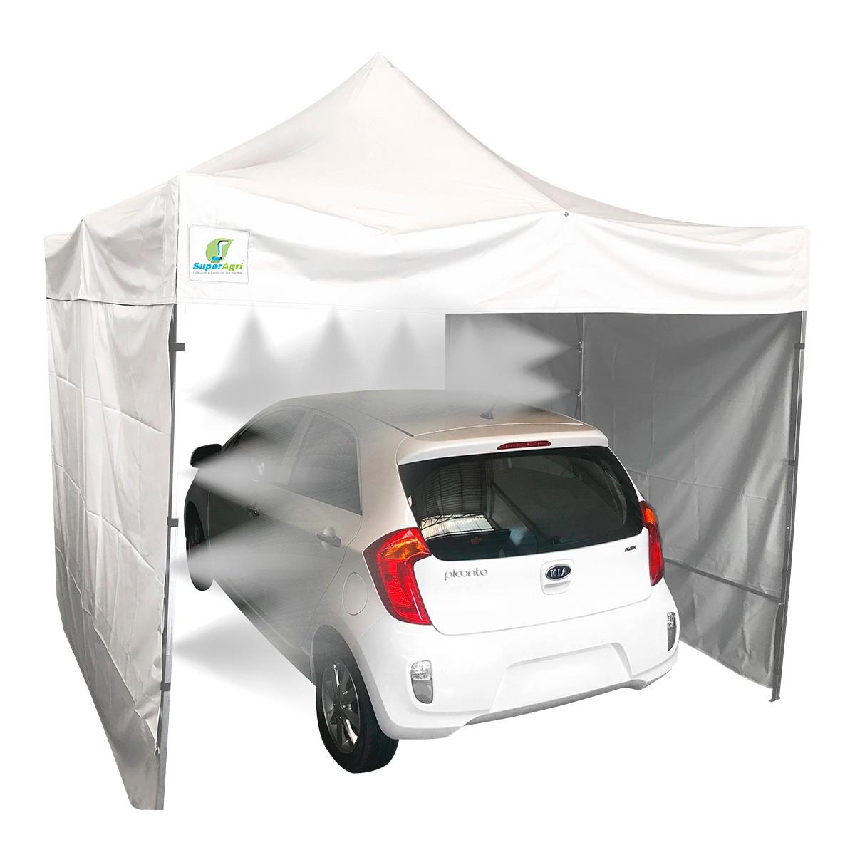 Tenda Para Desinfecção de Veículos SuperAgri